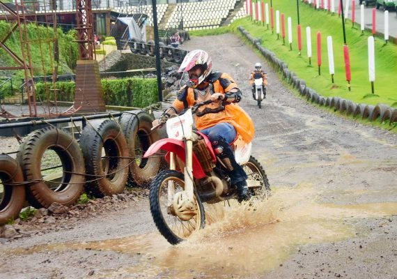 Extreme Adventure – Made More Extreme in the Rain