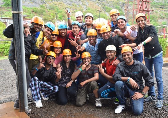 Redefining Corporate Events only at Della Adventure Park!