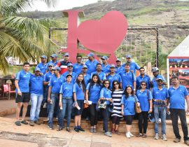 Great Teams Are Built Right Here At Lonavala!